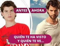 Así ha cambiado Diego Domínguez: De 'Eurojunior' y 'Violetta' a 'Perdóname, Señor'