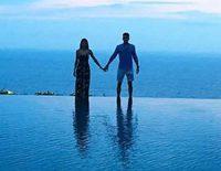 La luna de miel de ensueño de Melissa Jiménez y Marc Bartra en Bali