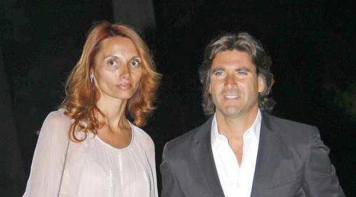 Lorena, la mujer de Toño Sanchís, la nueva Infanta Cristina: 'Se enteró de la historia a última hora'
