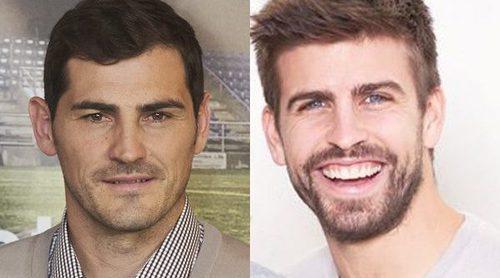 El 'pique' y los guiños de Iker Casillas a Gerard Piqué: '¡Que te calles borrego!'
