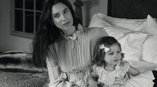 Tatiana Santo Domingo posa por primera vez con sus hijos Sasha e India