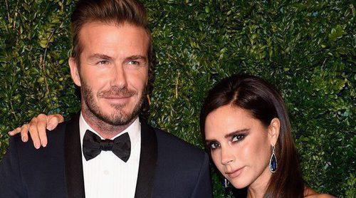 La tierna felicitación de David Beckham a su mujer Victoria por el 18 aniversario de boda