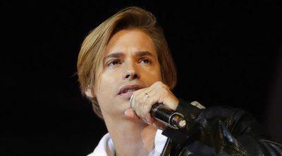 Carlos Baute: 'Todavía no ha llegado ese momento de aborrecer 'Colgando en tus manos''
