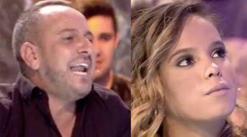 Rifirrafe entre Víctor Sandoval y Gloria Camila en 'Supervivientes 2017'