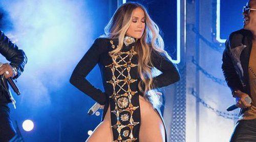 Jennifer Lopez revoluciona a sus fans por ir sin ropa interior en su concierto de Nueva York