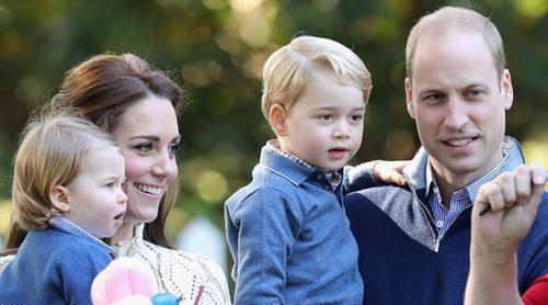 El Príncipe Guillermo y Kate Middleton viajarán con sus hijos Jorge y Carlota a Polonia y Alemania