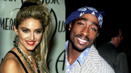 Tupac escribió una carta desde la cárcel pidiendo perdón a Madonna por romper con ella por ser blanca