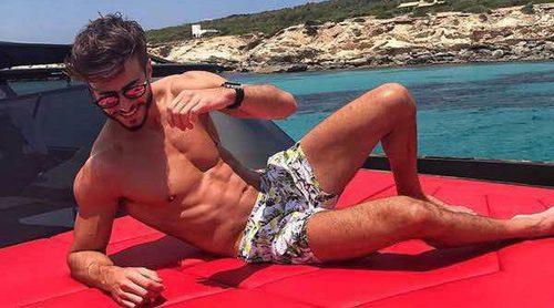 Marco Ferri se convierte en colaborador veraniego de 'Sálvame' desde Ibiza
