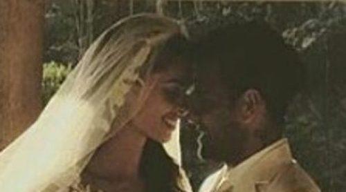 Dani Alves y Joana Sanz se casan por sorpresa en Formentera