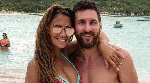 Leo Messi y Antonella Roccuzzo: una sorpresa inesperada en su luna de miel