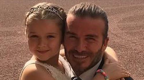 Harper Seven Beckham celebra su sexto cumpleaños en Buckingham Palace