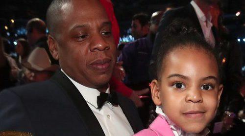 Jay Z concede el privilegio de colaborar como cantante en su nuevo álbum a su hija Blue Ivy
