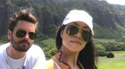 Kourtney Kardashian y Scott Disick se reencuentran tras dos meses sin verse