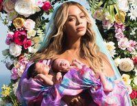 Beyoncé presenta a sus dos hijos mellizos en las redes sociales y desvela los nombres de los pequeños