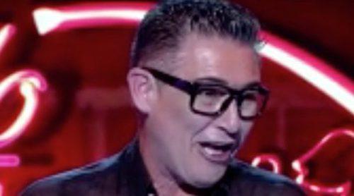 Ángel Garó pide perdón en directo a Paz Padilla en 'Sálvame': 'Me hizo ser el niño del exorcista'