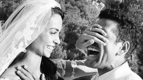 Dani Alves celebra su boda con Joana Sanz con una increíble declaración de amor: 'Lo que sea, pero contigo'