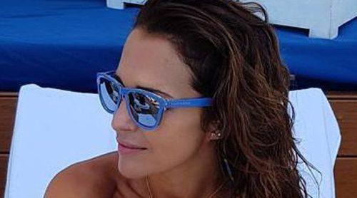 Paula Echevarría regresa de sus vacaciones 'solo para chicas' entre Marbella y Menorca