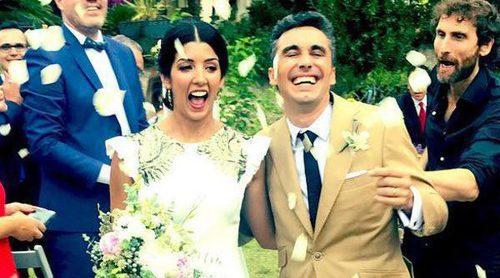 La bonita y divertida sorpresa de Paco León a su amigo Canco Rodríguez el día de su boda