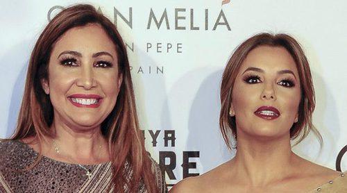 Eva Longoria, Rafael Amargo y Ana Obregón, protagonistas de la Global Gift de Marbella 2017