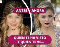 Así ha cambiado Chloe Moretz: De estrella infantil a actriz de moda