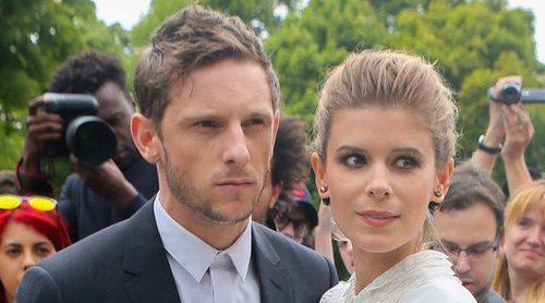 Kate Mara y Jamie Bell comparten la primera foto de su boda