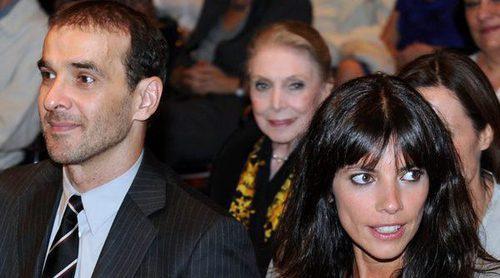 Maribel Verdú sobre Luis Merlo: 'Si mi cuñado no estuviera bien yo no estaría aquí con esta sonrisa'