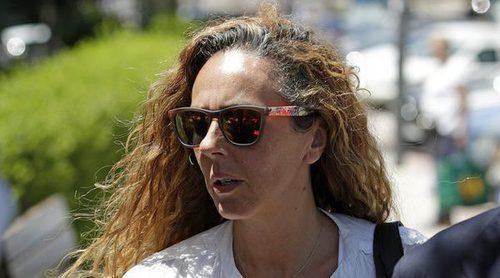 El motivo por el que Rocío Carrasco no quiso saludar a su hijo durante el juicio contra Antonio David Flores