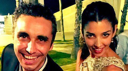 Canco Rodríguez y su mujer Marta Nogal se quedan sin luna de miel