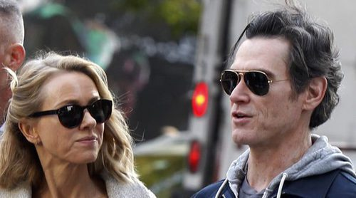 Naomi Watts se enamora de Billy Crudup, su compañero en la serie 'Gypsy'