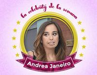 Andrea Janeiro se convierte en la celebrity de la semana por cumplir 18 años y causar revolución