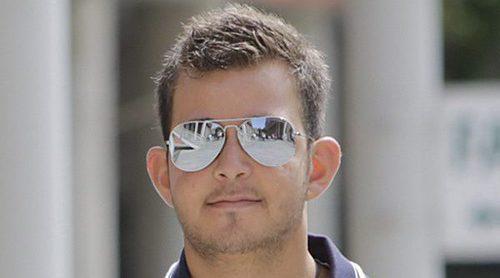 David Flores piensa que su madre Rocío Carrasco no le saludó para mediatizar el momento
