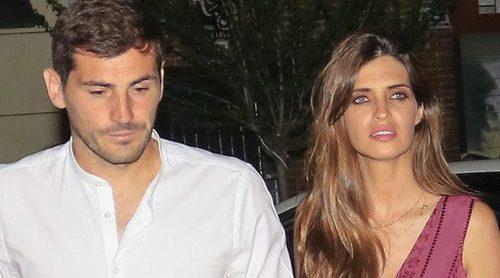 El tierno recibimiento de los hijos de Iker Casillas a su vuelta de México