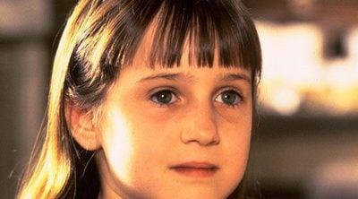 La triste historia de Mara Wilson: la niña de 'Matilda' desterrada de Hollywood