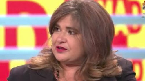 Lucía Etxebarría: 'A mi hija le decían que yo era una prostituta y una bollera'
