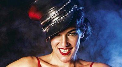 'La Beti', mejor artista internacional de burlesque, posa desnuda en Interviú