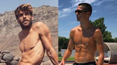 Los 10 'desnudos' masculinos más sexys que han protagonizado los famosos durante el verano de 2017