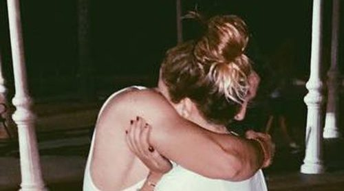 Rocío Flores comparte unas románticas fotografías junto a su novio más enamorada que nunca