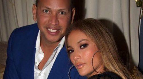 Jennifer Lopez celebra de forma familiar su 48 cumpleaños acompañada de Alex Rodriguez