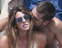 Laura Matamoros disfruta en Ibiza con su novio Benji Aparicio tras salir de 'Supervivientes'