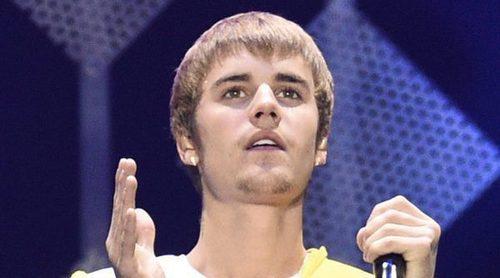 Justin Bieber atropella a un fotógrafo