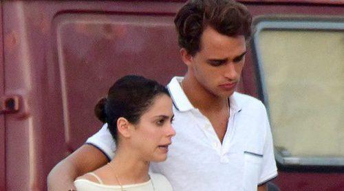 Tini Stoessel y Pepe Barroso Junior disfrutan de sus vacaciones más románticas en Ibiza