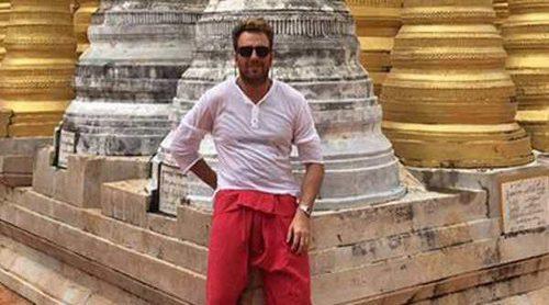 Joaquín Torres y Raúl Prieto disfrutan del verano en Birmania