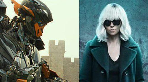 'Transformers: El último caballero' y 'Atómica' abren la cartelera de agosto