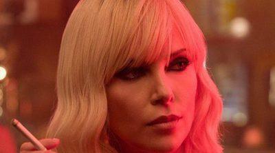 Charlize Theron, habla sobre 'Atómica': 'Vi un potencial increíble en Lorraine'
