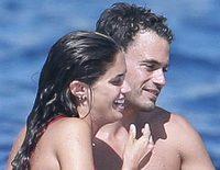 Sara Sampaio disfruta entre amigos y amor de la isla de Ibiza
