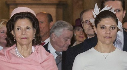 La Reina Silvia y Victoria de Suecia visitan Mallorca, pero no por una invitación de los Reyes Felipe y Letizia