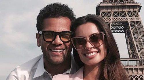 Joana Sanz celebra su primer mes de casada mostrando un vídeo de su boda con Dani Alves