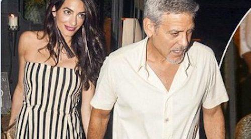 La recién estrenada paternidad trae de cabeza a George Clooney