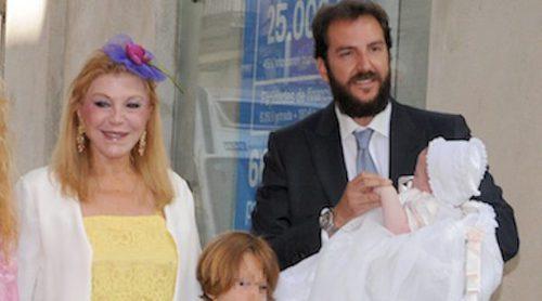 Tita Cervera: 'Los hijos de Borja no me llaman abuela, me llaman Tita, aquí no hay abuelos'