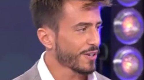Jorge Javier Vázquez se pone nervioso con la confesión sexual de Marco Ferri: